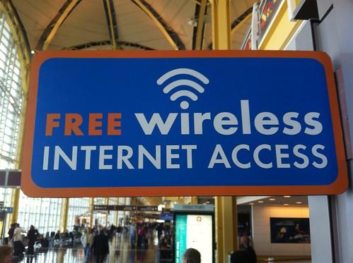 Free Wireless Internet | by Wesley Fryer