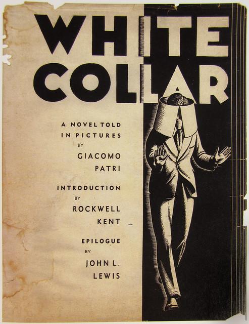 Giacomo Patri White Collar Cover