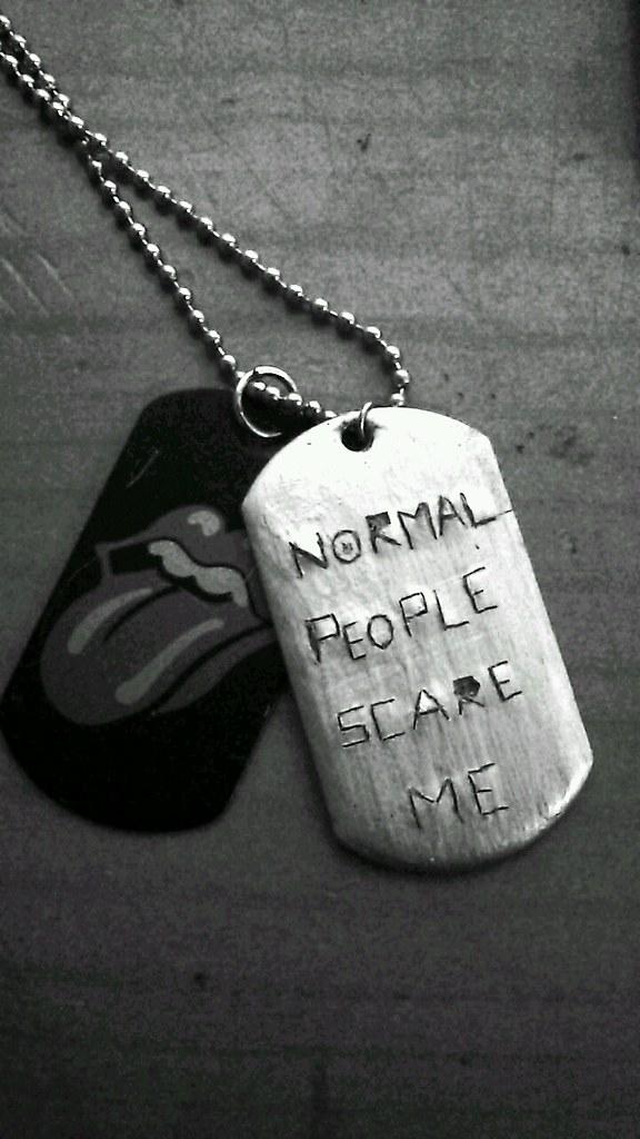 Normal People Scare Me Creo Que Esta Frase Lo Dice Todo L