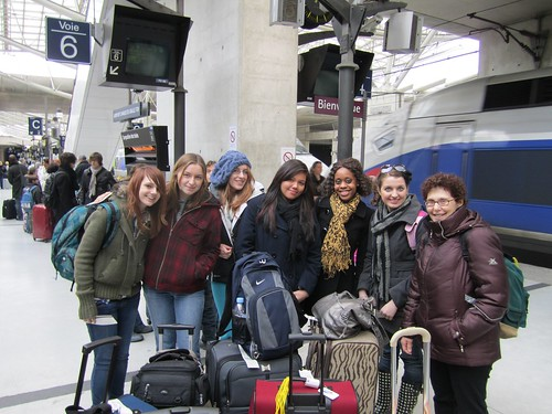 Modern Languages @ FLCC Study Abroad in Rennes & Paris, France | by LeafLanguages