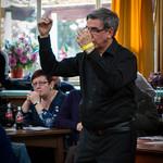 Met Toeters en Bellen, 28 april 2012, Jeroen Geladé