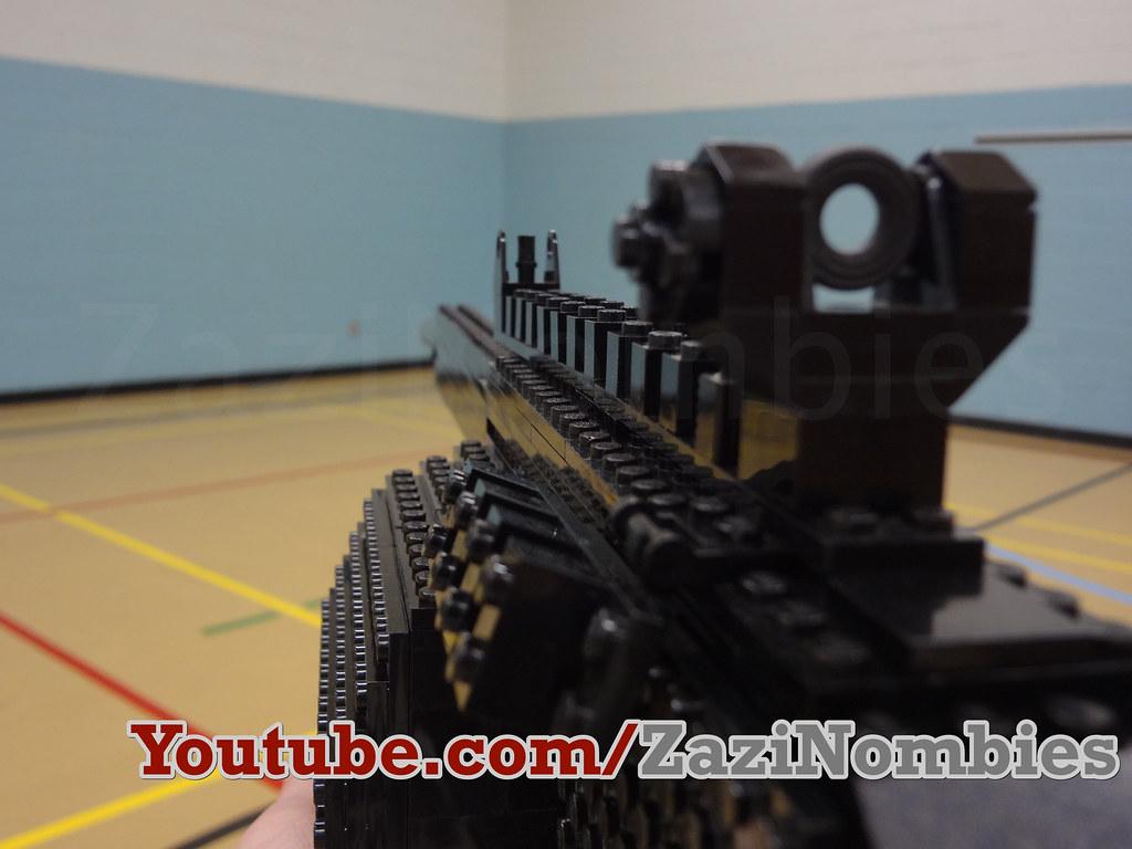 Lego Striker Shotgun   The Stiker Shotgun featured in Modern