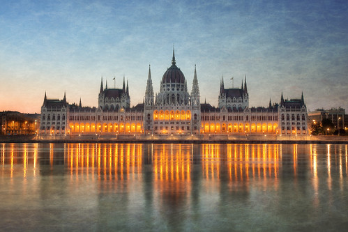 Budapest Parliament | by TheFella