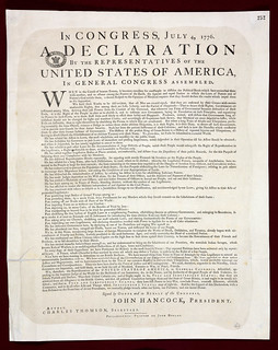 The Declaration of Independence | by The National Archives UK