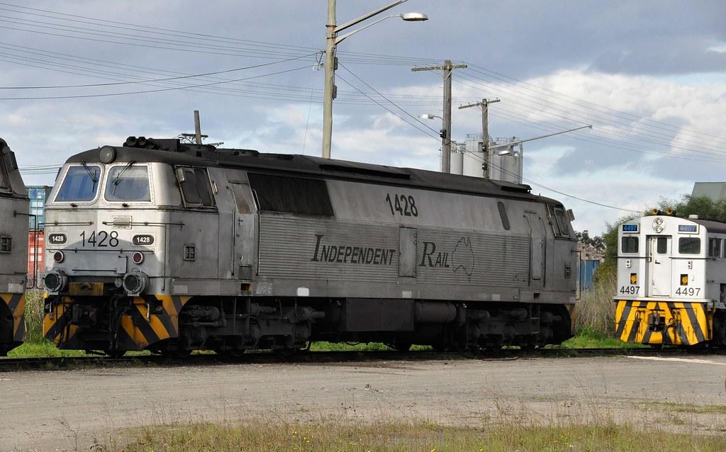 Independent Rail's MZ class 1428 by John Cowper