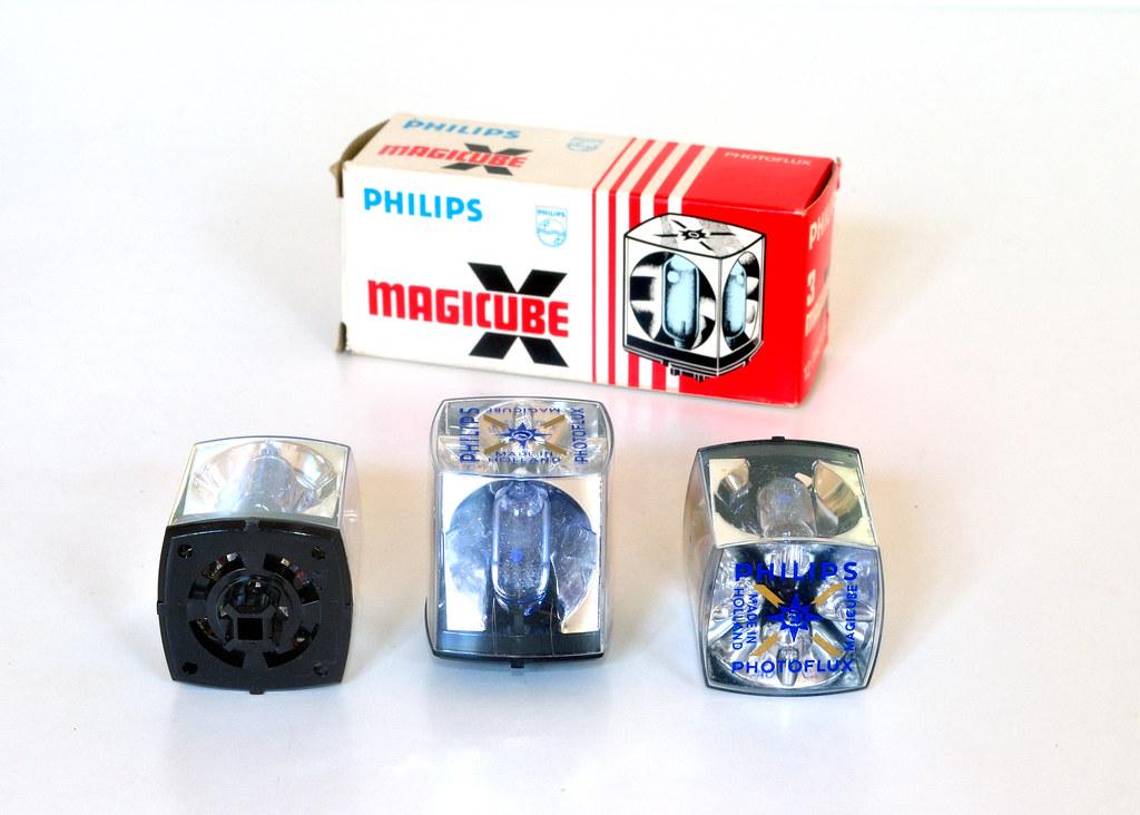 Philips, magicubes (Pays-Bas, 1970 - ?)