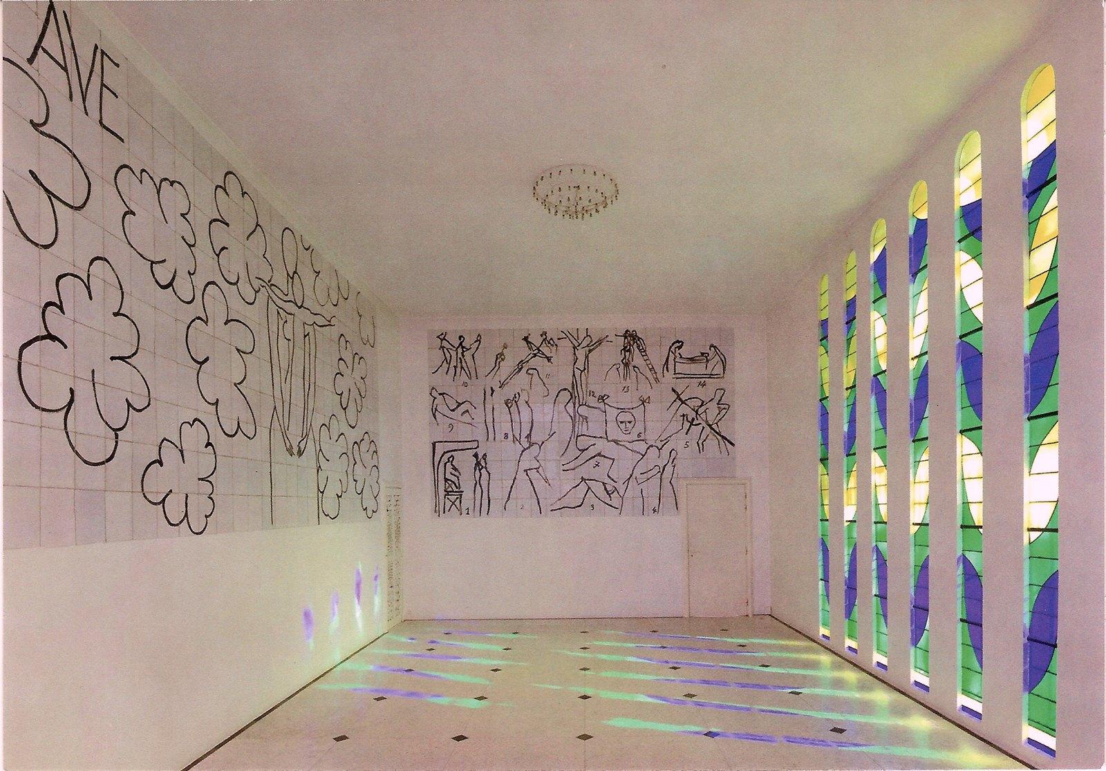 D18 Matisse chapel, Vence
