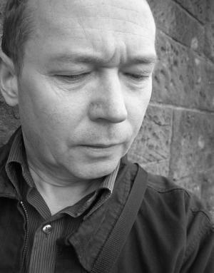 Graham Fulton at Shore Poets November   by TheObviousChild