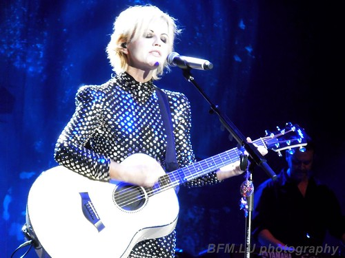 Dolores O'Riordan, The Cranberries @ La Rockhal | by Marc Ben Fatma - visit sophia.lu and like my FB pa