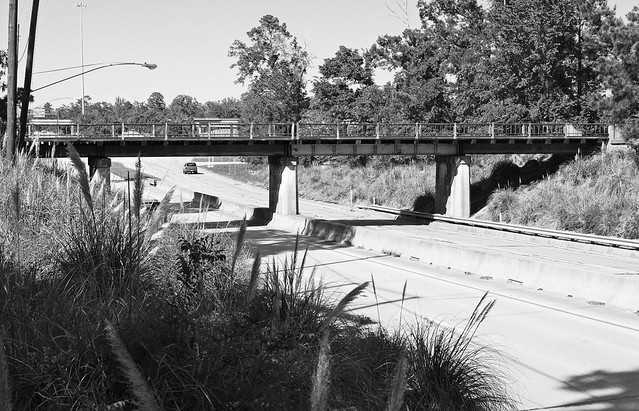 A & NR RR over US 59 Business, Lufkin, Texas 1404251555bw