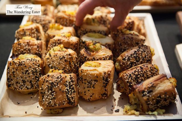 Burekas by Breads Bakery