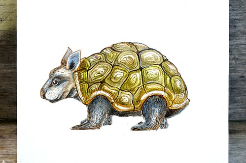 panzer wombat   by Smallest Forest