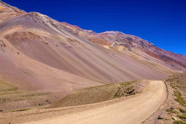 Landscape 4, High Andes, Coquimbo Region, Chile