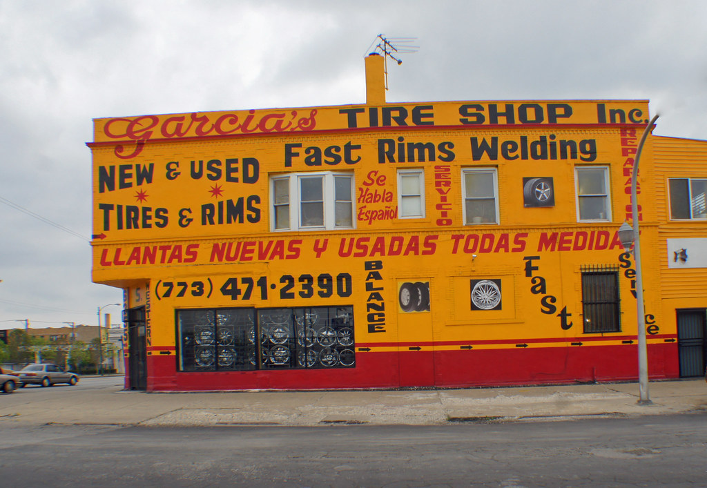 Garcias Tire Shop >> Garcia S Tire Shop 6355 S Western Ave Chicago Il 60636 2 Flickr