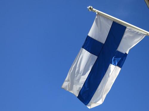 Flag of Finland | by Matti Mattila