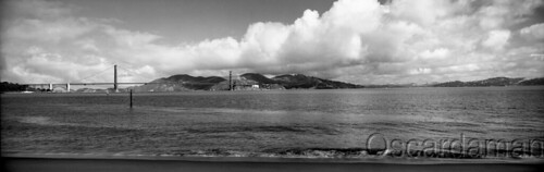 64. A moment in San Francisco #13 - The Golden Gate Bridge 1 | by Oscardaman