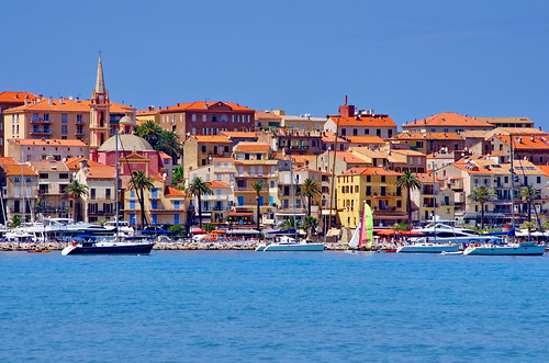 Haute Corse - Calvi 503 le port   by paspog