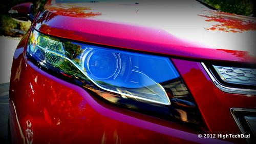 Headlight - 2012 Chevrolet Volt Photo