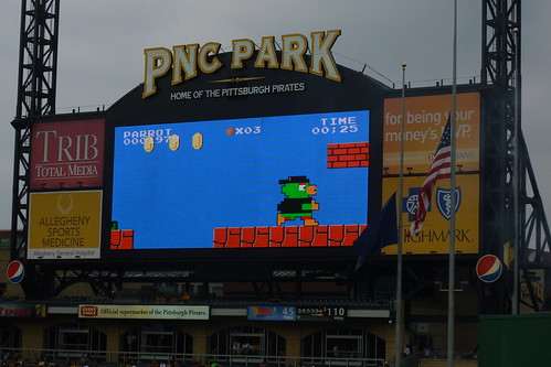Miami Marlins at Pittsburgh Pirates - PNC Park 21 Jul 2012 | by ElCapitanBSC