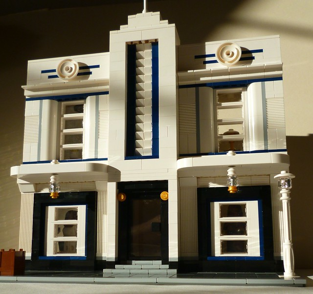 Art Deco style boutique