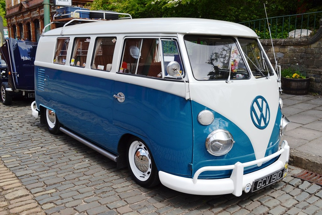 1966 Volkswagen Type 2 Westfalia Camper Van   Hyman Ltd.