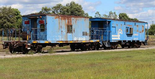 Conrail Cabeese   by CSXT1534