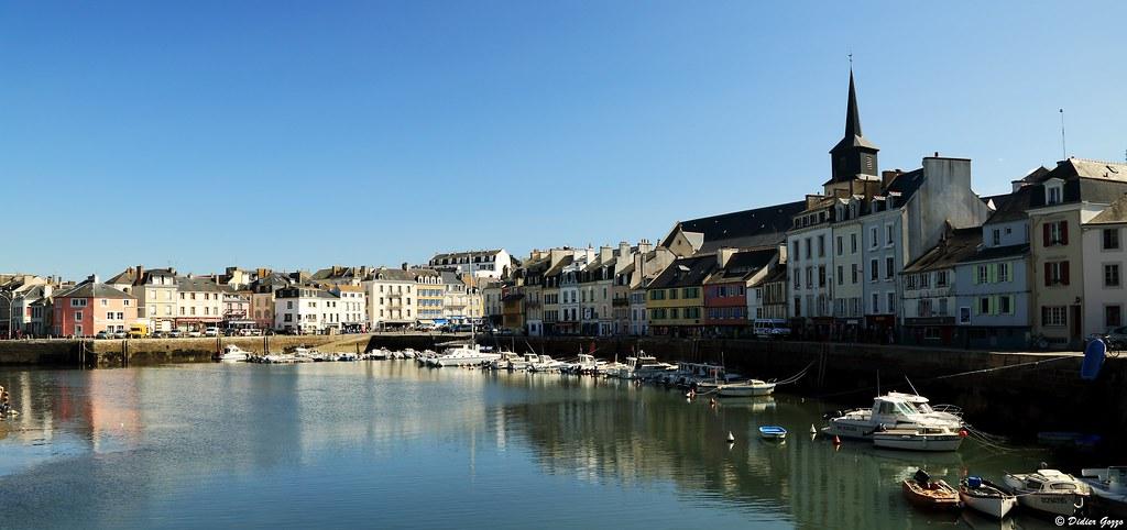 Belle île en mer ( Morbihan)