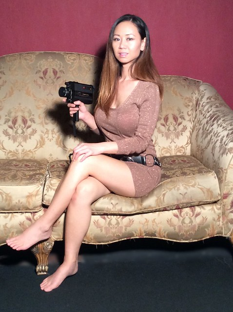 Cindy with Super8