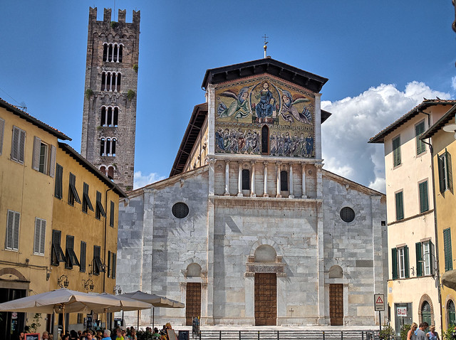 San Frediano (Lucca, Toscana, Italy)