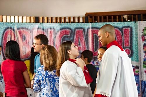 Dal Brasile: l'unica Messa che sappiamo celebrare