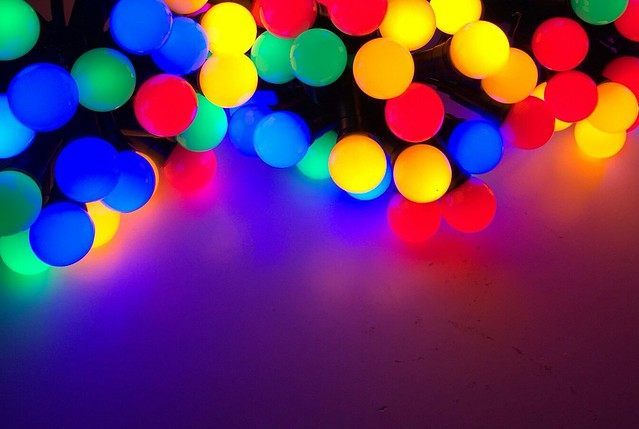 Neon Christmas No.1