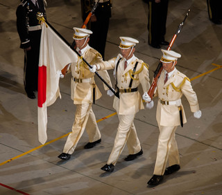 Budokan Bash: USARJ Band belts out best tunes at JSDF Music Festival | by usarjnco
