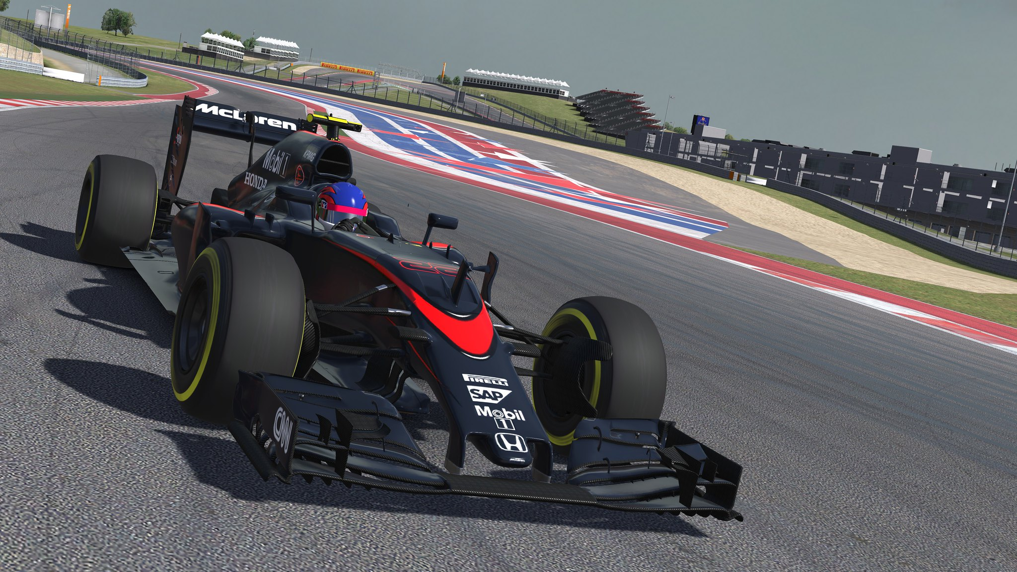 iRacing -  McLaren MP4-30