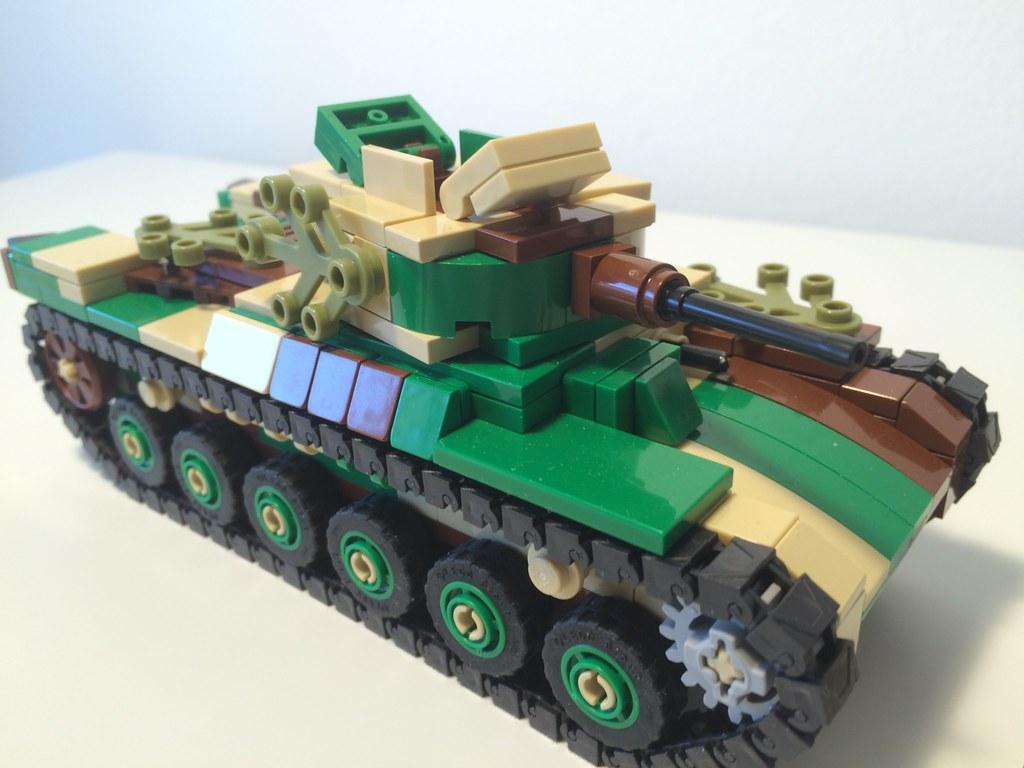 In celebration of WoT Blitz branch of Japanese tanks | Flickr