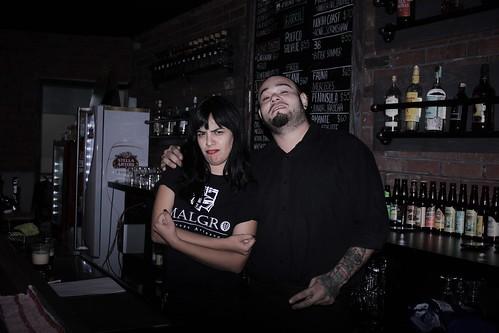 Bartenders.