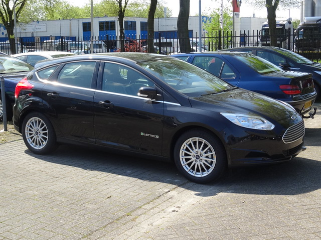 New Ford Focus Electric