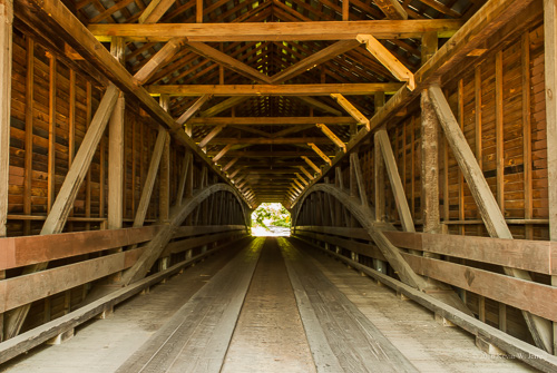 bridge rural virginia wooden country historic inside shenandoahriver coveredbridges interiorview mountjackson nikond60 ruralphotography backroadphotography