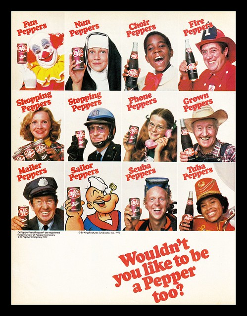 Dr. Pepper, 1980