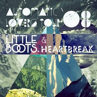 Heartbreak and Little Boots - Automatic-Chrissie-Abbott