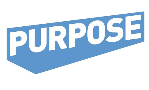Purpose Logo | by leesean