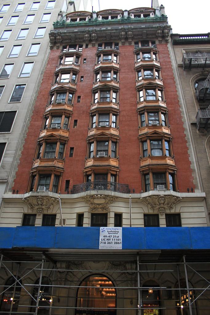 Hotel Mansfield Midtown Manhattan New York City New Yor Flickr