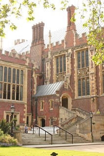 The entrance to the Great Hall at Lincoln's Inn | by Gresham College