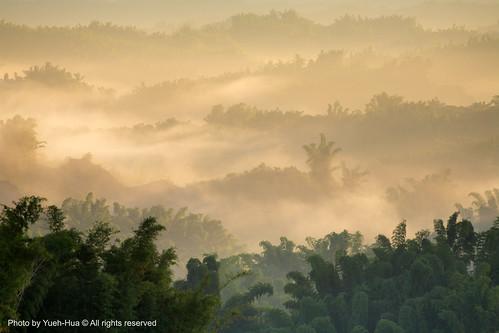 Erliao(二寮) at Sunrise, Longqi Township, Tainan County │ Jun. 30, 2012 by *Yueh-Hua 2021
