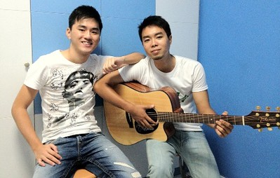 Private guitar lessons Singapore Wallace