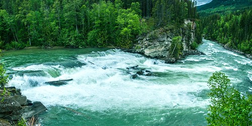 Rearguard Falls pano | by Andrew Shepherd