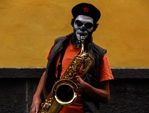 Music is not dead