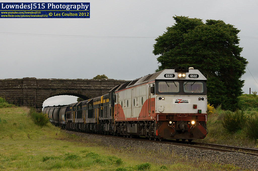G532, T378, T341, T320 & T413 at Navigators by LowndesJ515