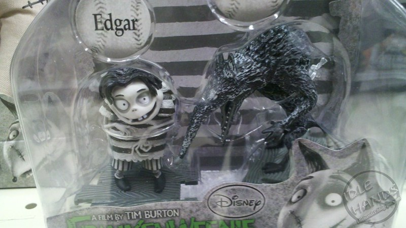Frankenweenie Figure Packs 2 More Toy Coverage On Idlehand Flickr