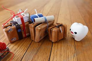 Packing   by Inhae Lee