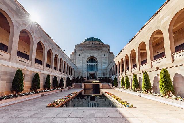 Australian War Memorial  [Explored]